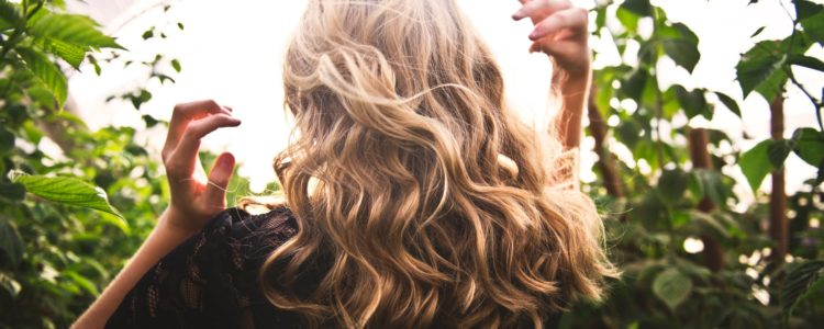 Homemade ways to make beautiful hair
