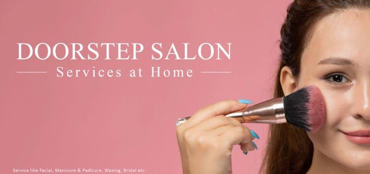 Home Salon Services at Delhi