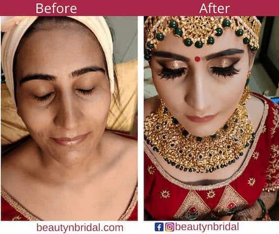 Bridal-Makeup thum img02