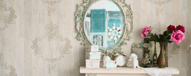 Antique Mirrors for Your Updated Interior