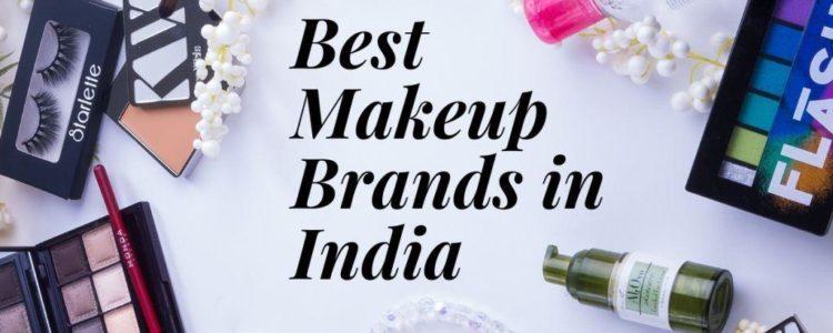 Best Top Makeup Brands in India