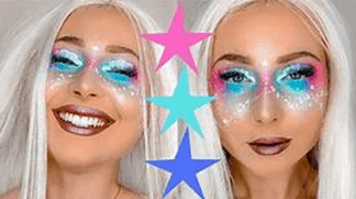 egirl makeup work