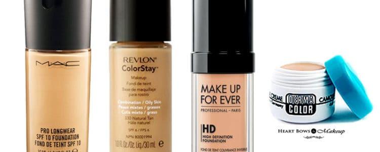18 best foundations for bridal makeup wedding makeup