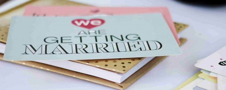Wedding Invitation Etiquette: What You Should Put in Your Cards