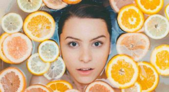 DIY Peel off face mask for facial with